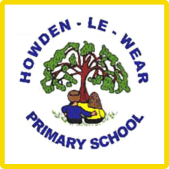 Howden-Le-Wear Primary School logo